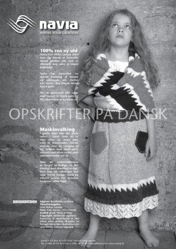 OPSKRIFTER PÅ DANSK - Navia