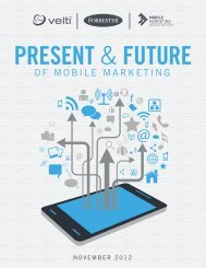 OF MOBILE MARKETING - Advertising Age