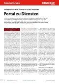 Portal zu Diensten - Seite 2