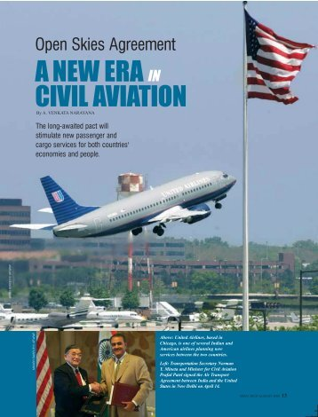 A NEW ERA CIVIL AVIATION