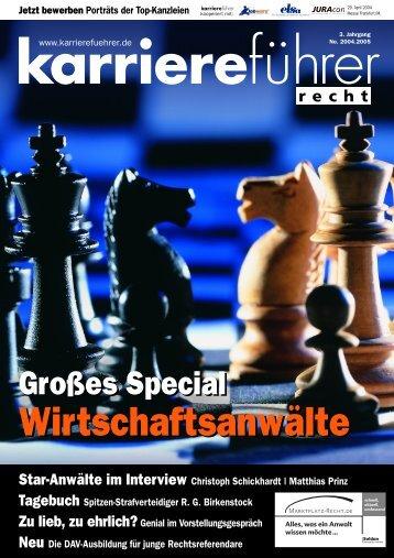 KF Recht 01-39 - Deutscher Anwaltverein