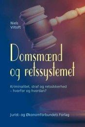 Domsmænd og retssystemet Niels Viltoft Kriminalitet, straf og ...