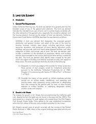 3. Land Use Element part 1 - City of Mt. Shasta