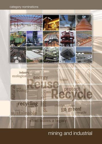 mining and industrial - Southern African Institute of Steel Construction