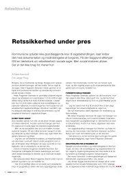 [pdf] Retssikkerhed under pres