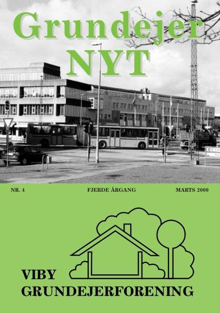 Blad marts 2000 - Viby Grundejerforening