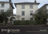 Guinea House Fore Street | Heavitree | Exeter | EX1 ... - Fine & Country
