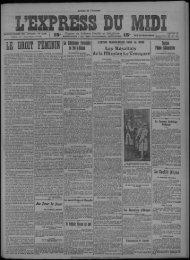 20 février 1923 - Bibliothèque de Toulouse