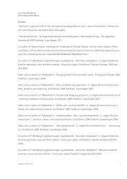 """List of publications Ellen Margrethe Basse Books """"Denmark ..."""