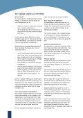 Værd at vide om kompensation for tabt arbejdsfortjeneste - Page 2