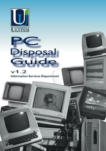 PC Disposal Guide