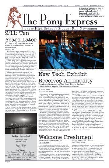 9/11: Ten Years Later New Tech Exhibit Receives Animosity ...