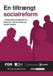 En tiltrængt socialreform.pdf - HK