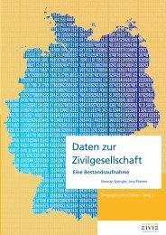 Daten zur Zivilgesellschaft - Stifterverband für die Deutsche ...