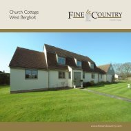 Church Cottage West Bergholt - Fine & Country