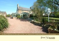 ivy house & cottage east herrington - Fine & Country