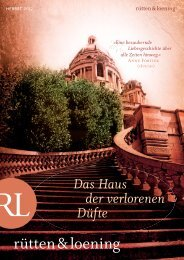 Das Haus der verlorenen Düfte - boersenblatt.net