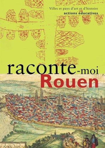 Les lieux ressources du patrimoine rouennais - Académie de Rouen