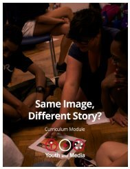 Same Image, Different Story – PDF