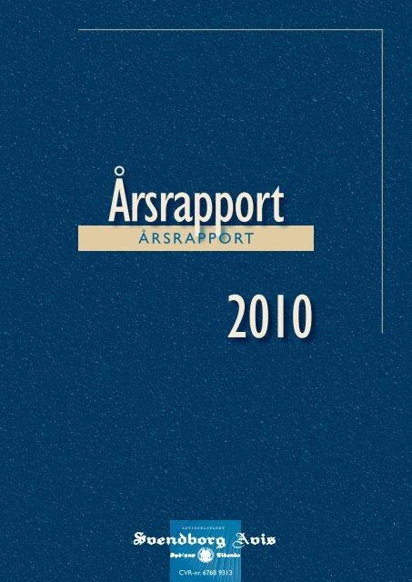 ÅRSRAPPORT - Fyns Amts Avis