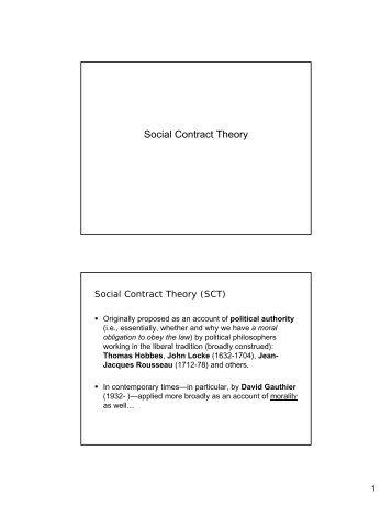 Aristolte Plato Social Contract Essay