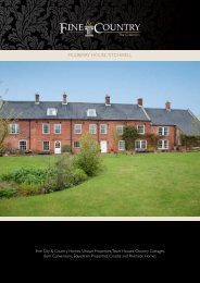 MUlBERRy HoUsE, TiTCHwEll - Fine & Country