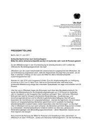 Pressemitteilung als PDF lesen - Uta Zapf