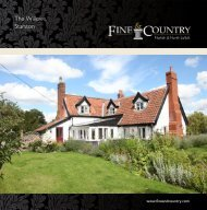 The Willows, Starston - Fine & Country