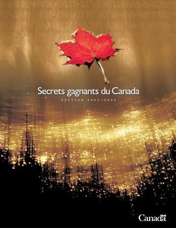 Secrets gagnants du Canada - Costkiller