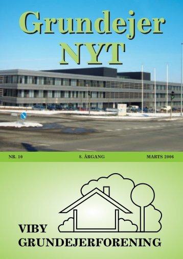 Blad maj 2006 - Viby Grundejerforening