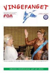 Vingefang januar 2012.indd - FOA-Psykiatri