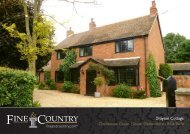 Drayton Cottage Chalkhouse Green | South ... - Fine & Country