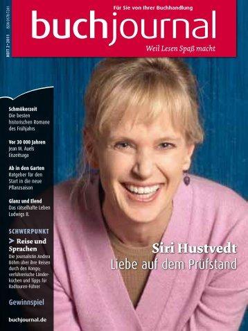 Siri Hustvedt Liebe auf dem Prüfstand - boersenblatt.net