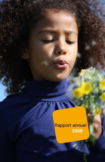 Rapport annuel 2008 - Mobistar