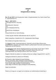Afgørelse Arbejdsretten - Malernes Fagforening Storkøbenhavn