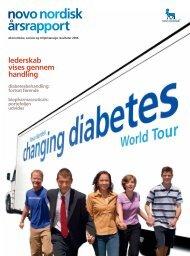 lederskab vises gennem handling diabetesbehandling - Novo Nordisk