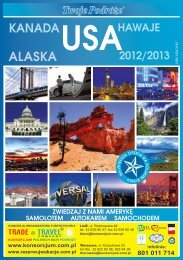 ALASKA - Trade Travel Company Sp. z o. o.