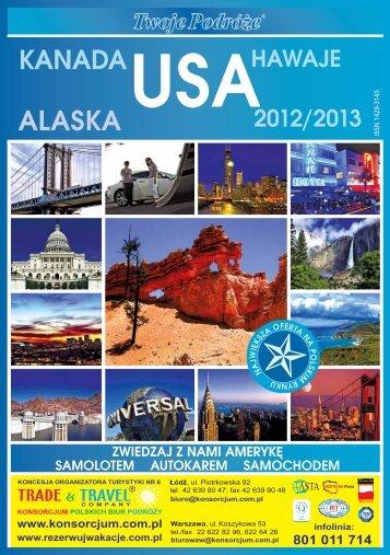 ALASKA - Trade Travel Company Sp. z o. o.