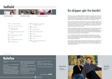 InTryk - Jette Hallenbergs hjemmeside