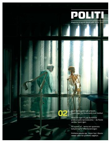 Magasinet Politi 02 - 3. august 2007 (pdf 3mb - Politiets