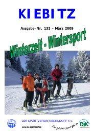 Kiebitz132 - DJK SV Oberndorf
