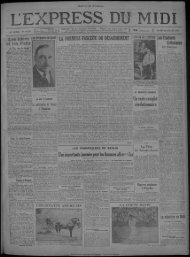 28 juillet 1931 - Bibliothèque de Toulouse