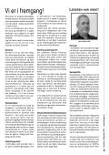 Syndrom nr 4 - 2007.indd - Arbeidsmiljøskaddes landsforening - Page 3