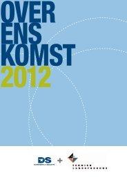 TL-overenskomsten 2012 - DS Håndværk & Industri
