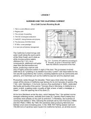 1 LESSON 7 SARDINES AND THE CALIFORNIA ... - Earthguide