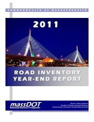 ROAD INVENTORY YEAR-END REPORT
