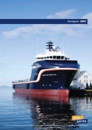 Årsrapport 2007 - STX Europe
