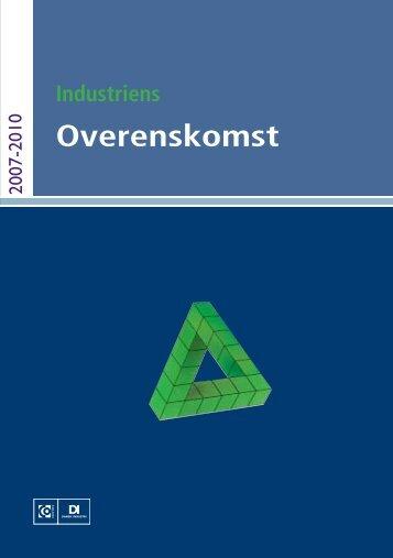Overenskomst - Dansk Industri