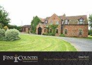 Glebe Farm Mill Lane   Walkeringham   Doncaster ... - Fine & Country