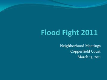 Copperfield Court - City of Fargo